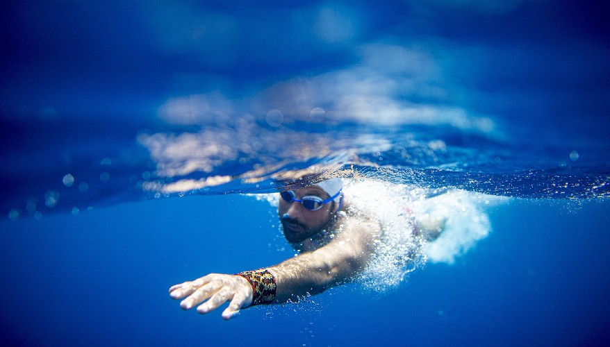 Dalla Sicilia a Malta a nuoto: un maltese tenta la traversata