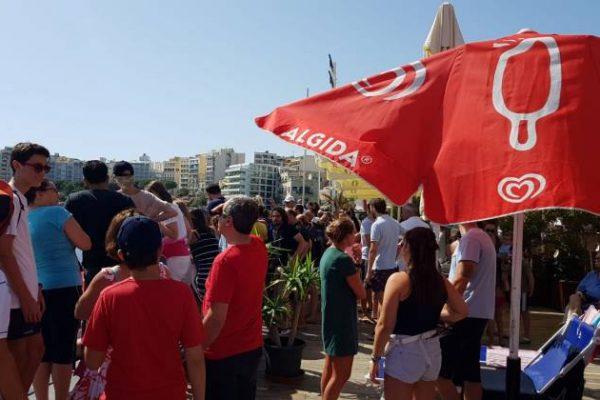 Neil Agius completes Sicily – Malta swim ahead of schedule 3
