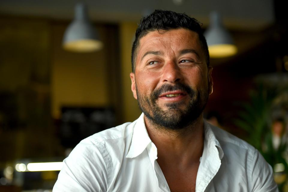 Swimmer Neil Agius: 'Stopping was never on the agenda'