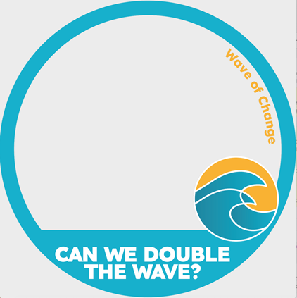 Double the wave Pic 2