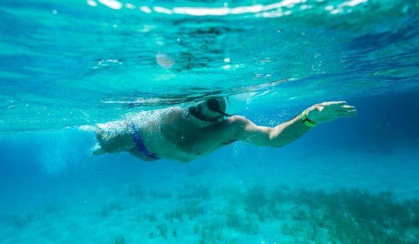 Neil Agius e recordman mondiale- 125.7 km a nuoto in 52 ore da Linosa a Malta